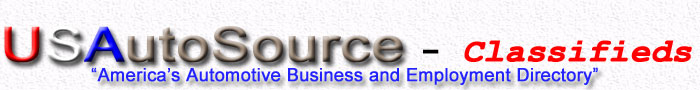 America's Automotive Business and Employment Directory