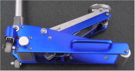 Aluminum Jack Racing Floor Jack Miniature Replica